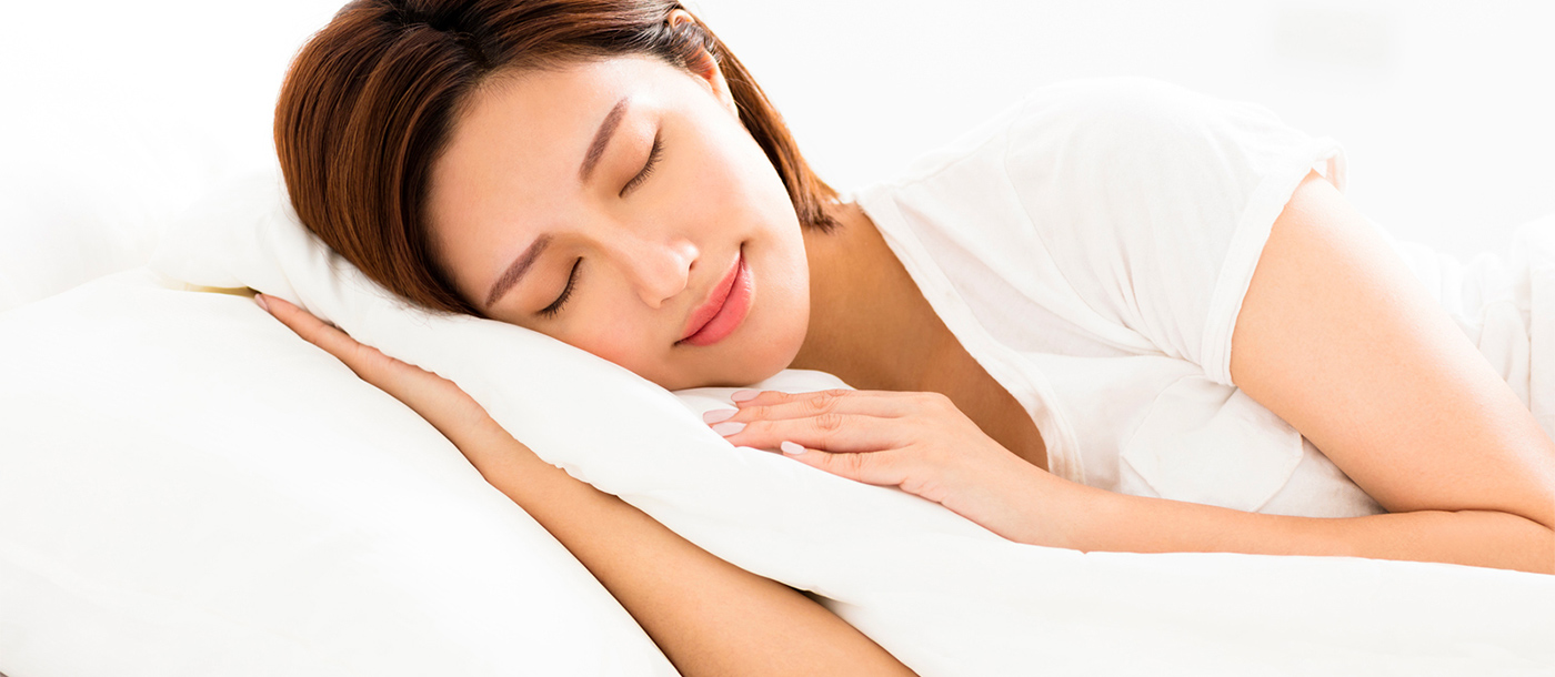 ぐっすり眠って美人になろう!睡眠こそが美容の鍵を握っている?!
